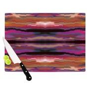 KESS InHouse Sola Color Cutting Board; 11.5'' W x 8.25'' D