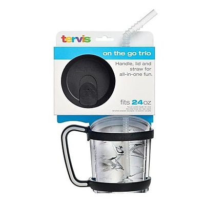 Tervis Tumbler Combo (Bundle) Pack for Tumblers; 24 oz. WYF078278596609