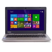 "Refurbished Toshiba L15-B1330 11.6"" LED Intel Celeron N2840 128GB 2GB Microsoft Windows 8.1 Laptop Gold"