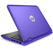 "Refurbished HP 17-G129DS 17.3"" LED Intel Pentium N3700 1TB 8GB Microsoft Windows 10 Home Laptop Purple"