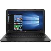 "Refurbished HP 15-AC185NR 15.6"" LED Intel Core i3-5005U 750GB 6GB Microsoft Windows 10 Home Laptop Black"