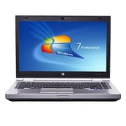 "Refurbished HP 8470P 14"" LED Intel Core i5-3320M 320GB 4GB Microsoft Windows 7 Professional Laptop Silver"
