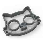 Fred & Friends Funny Side Up Cat Egg Mold
