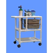 Care Products, Inc. PVC Emergency Crash Cart