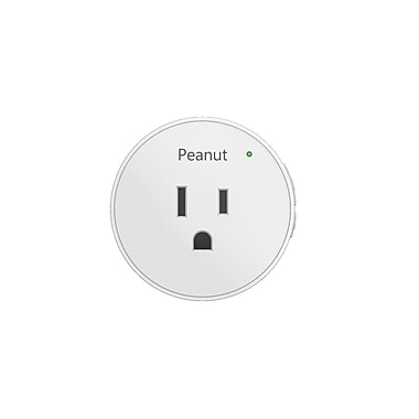 Securifi – Prise intelligente Peanut PP-WHT