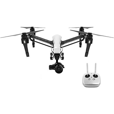 DJI Inspire 1 Pro Quadcopter Drone with Single Remote & Lens, (CP.BX.000066)