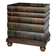 Crestview Book Inspired 3 Drawer Chest