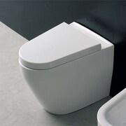 Scarabeo by Nameeks Tizi Floor Mounted Elongated Toilet Bowls