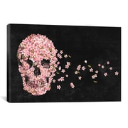 iCanvas A Beautiful Death by Terry Fan Graphic Art on Wrapped Canvas; 18'' H x 26'' W x 0.75'' D