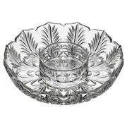Fifth Avenue Crystal Penelope Chip And Dip Platter