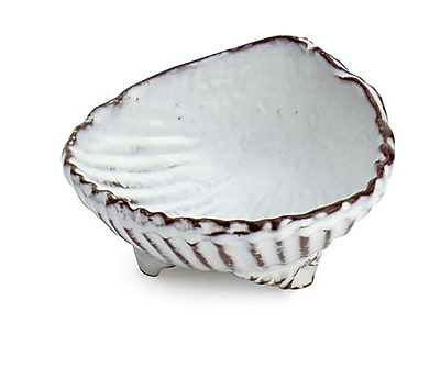 Arte Italica Marina Shell Dipping Bowl; White WYF078278669305