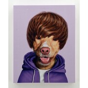Empire Art Direct Pets Rock  ''Teen'' Graphic Art on Wrapped Canvas