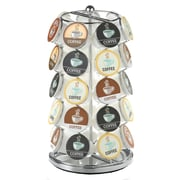 Coffee Pod Carousel in Chrome - 35 Capacity