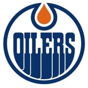 Fathead 64-64260 Wall Decal, Edmonton Oilers Logo