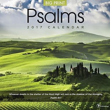 TF Publishing 2017 Psalms Wall Calendar, 12