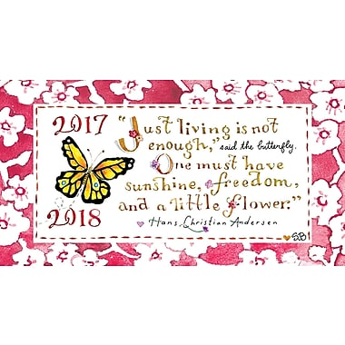 TF Publishing 2017-2018 Susan Branch 2 Year Pocket Calendar