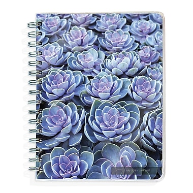 TF Publishing 2017 Academic Year Flowers Spiral Engagement Planner
