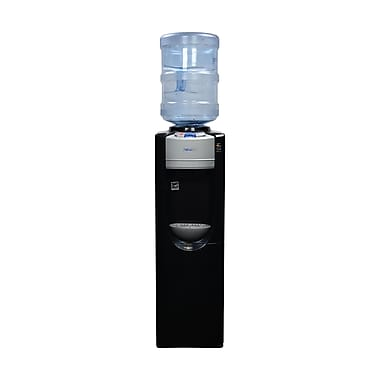 NewAir Pure Spring WAT30B BPA Free Hot/Cold Water Dispenser, Black