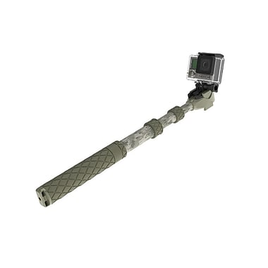 GoScope® – Perche télescopique GS023 Boost, 13 po à 26 po, camouflage brousse