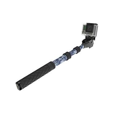 GoScope® – Perche télescopique GS022 Boost, 13 po à 26 po, camouflage marin