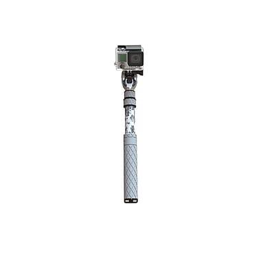 GoScope® – Perche télescopique GS021 Boost, 13 po à 26 po, camouflage neige