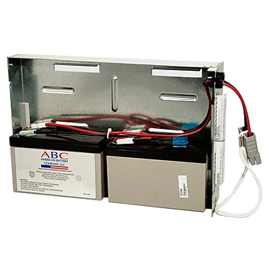 ABC RBC22 UPS Battery Replacement, 13.5