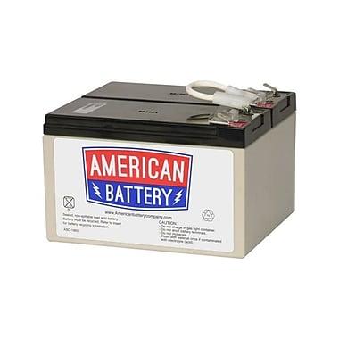 APC - Pile de rechange RBC5 UPS, 5,9 x 5,1 x 3,7 po, noir