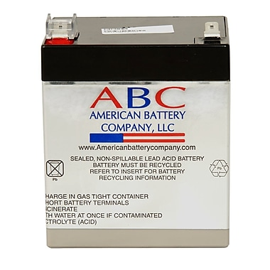 ABC RBC45 UPS Battery Replacement, 3.9