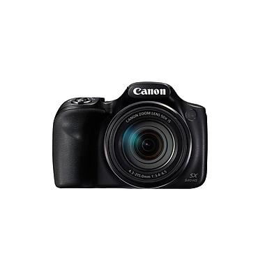 Canon PowerShot SX540 HS Digital Camera, 20.3 MP, 50x Optical Zoom, Black