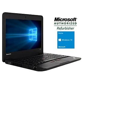 Lenovo - Portatif X130e remis à neuf, 11,6 po, 1,4GHz Intel Core i3-2367M, RAM 4 Go, disque dur 320 Go, Windows 10