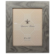 """Lawrence Frames 8"""" x 10"""" Weathered Gray Halloway Picture Frame (245280)"""