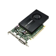 HP® J0G89A NVIDIA Quadro K2200 GDDR5 PCI Express 4GB Graphic Card