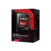 AMD A8-Series APU A8-7650K Desktop Processor, 3.3 GHz, Quad-Core, 4MB (AD765KXBJASBX)