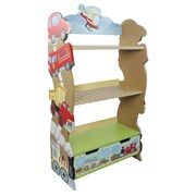 Fantasy Fields Transportation 41'' Bookshelf