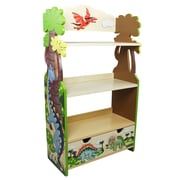 Fantasy Fields Dinosaur Kingdom 37.75'' Bookshelf