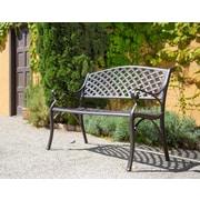 Borealis Borealis Aluminum Garden Bench