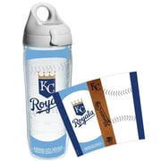 Tervis Tumbler MLB Wrap Water Bottle; Kansas City Royals