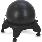 GGI International Sivan Exercise Ball Chair with Base and Pump