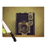 KESS InHouse EKC Jan 1910 Cutting Board; 11.5'' W x 8.25'' D