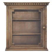 MCSIndustries Architectural Wall Cabinet; Natural Wood