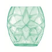 Luigi Bormioli Prezioso Water Glass (Set of 4); Green