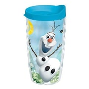Tervis Tumbler Disney Frozen Olaf Summer 10 Oz. Wavy Tumbler with Lid