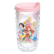 Tervis Tumbler Disney Princesses & Palace Pets 10 Oz. Wavy Tumbler with Lid