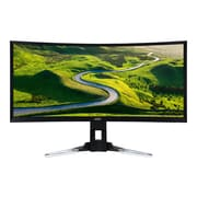 "Acer XZ350CU 35"" LED LCD Widescreen Gaming Monitor, Black"