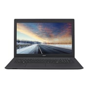"Acer TravelMate TMP278-MG-788Z 17.3"" Notebook, LCD, Intel i7-6500U, 1TB HDD, 8GB RAM, Win 10 Pro, Black"