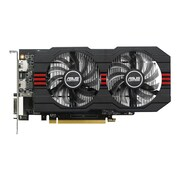ASUS® AMD Radeon R7360 Graphic Card, 2GB (R7360-OC-2GD5-V2)