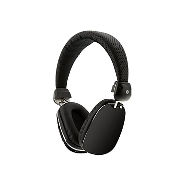 ilive platinum iahp46b wireless bluetooth over the ear headphone black staples. Black Bedroom Furniture Sets. Home Design Ideas