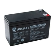 eReplacements Premium Power 12V Compatible Sealed Lead Acid Battery (UB1290-ER)