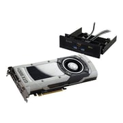 EVGA® GeForce GTX 980 Ti Graphic Card, 6GB (06G-P4-3998-KR)