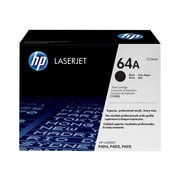 HP® 64A Black 10000 Pages Standard Yield Original Toner Cartridge for LaserJet P4014 Laser Printer